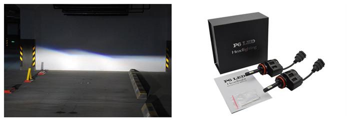 H8 H11 H16兼用 LEDヘッドライト