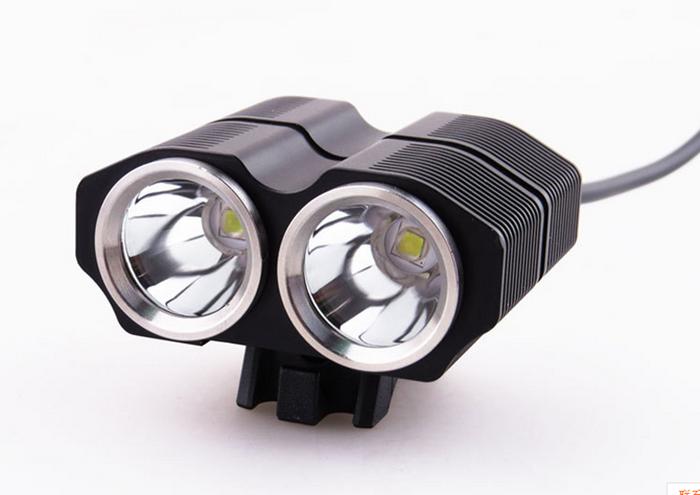 自転車LEDライト