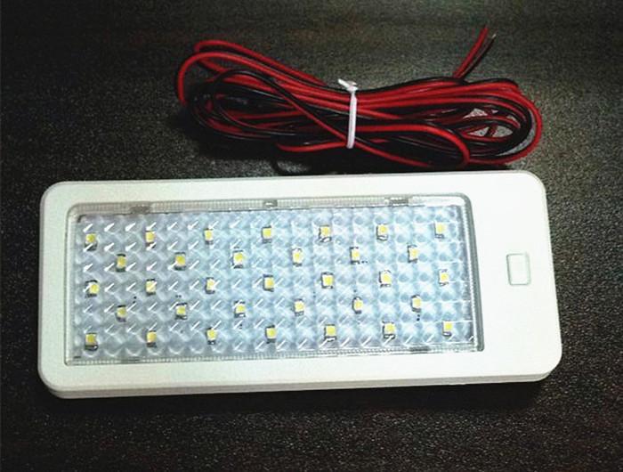 LED増設ルームランプ