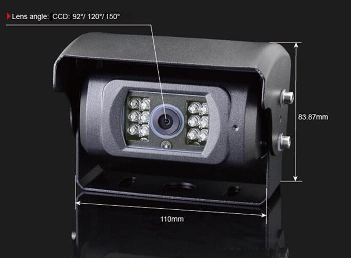 オートシャッター式 バックカメラ