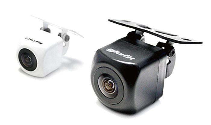 外突法規基準対応 バックカメラ