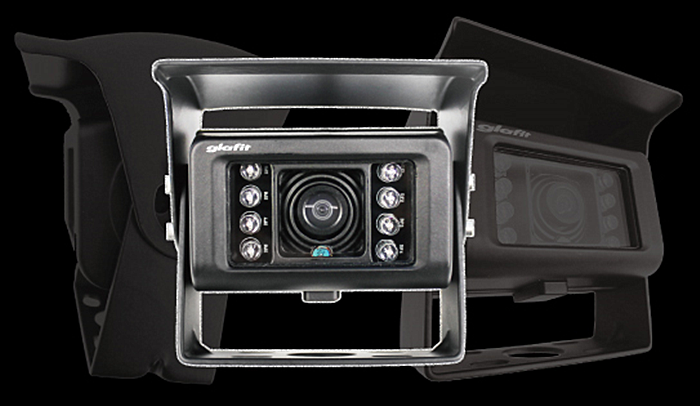 24Vトラック 高画質バックカメラ CCDイメージセンサー搭載