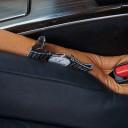 車 シート 隙間埋めクッション レザー 小物落下防止
