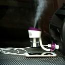 車載加湿器 USB付き シガー電源