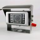 CCDイメージセンサー搭載 24Vバックカメラ