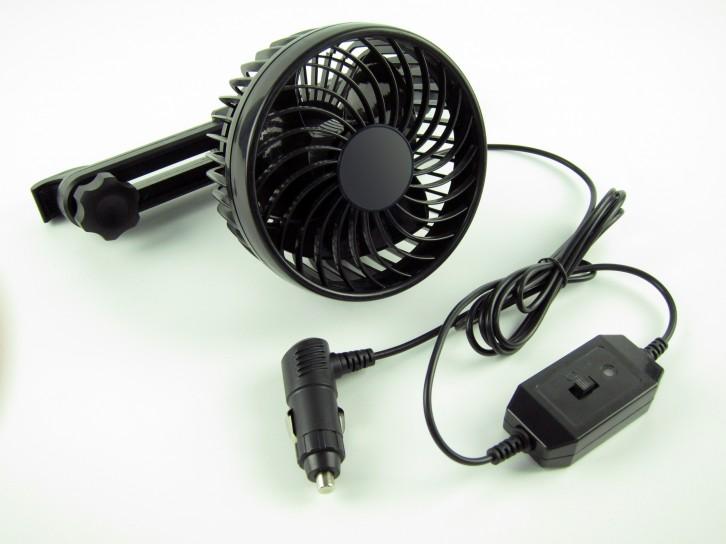 ヘッドレスト 車載扇風機