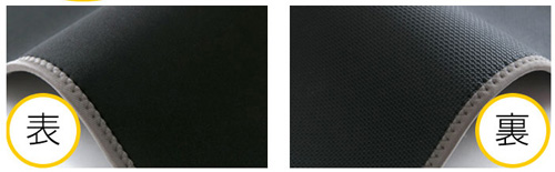 ネオプレン 防水シートカバー 細部