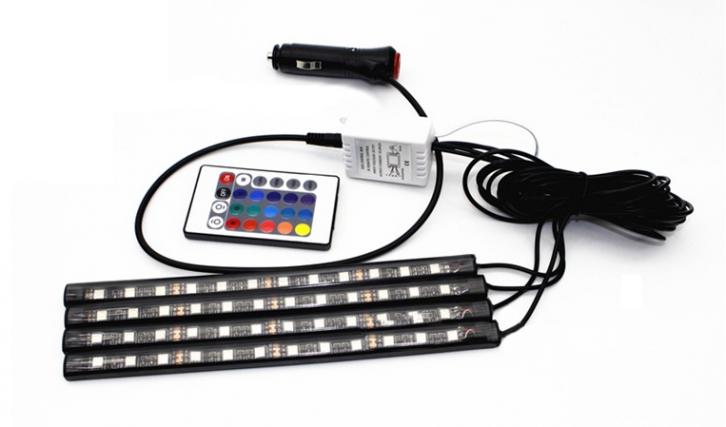 LED イルミネーションフットランプ テープライト フロアライト