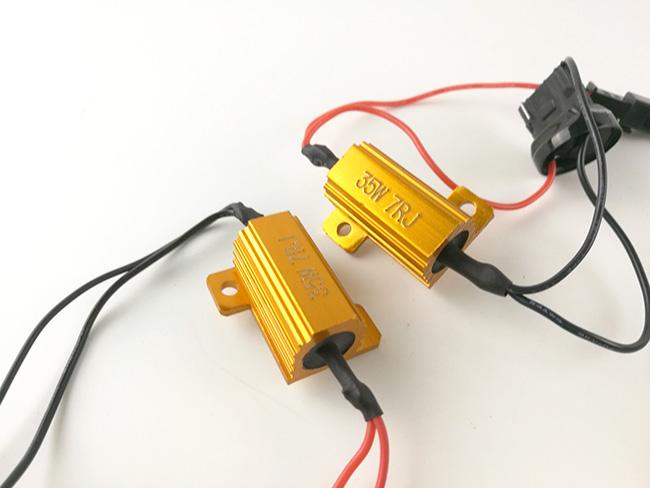 ウィンカーポジションキット ハイフラ抵抗器