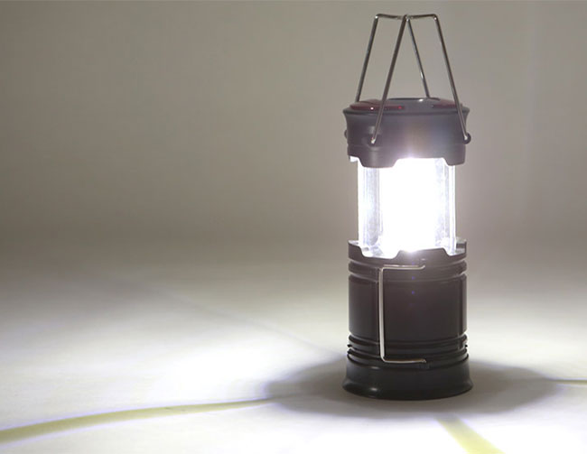 コンパクト 3way用 360°高発光 LED ランタン