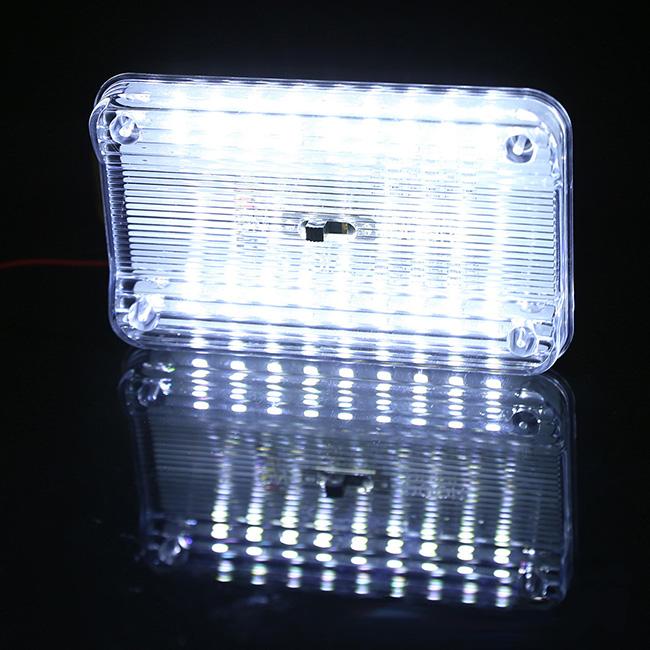 12V スイッチ付き ルームランプ