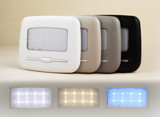 マグネット式 USB充電 LEDランプ